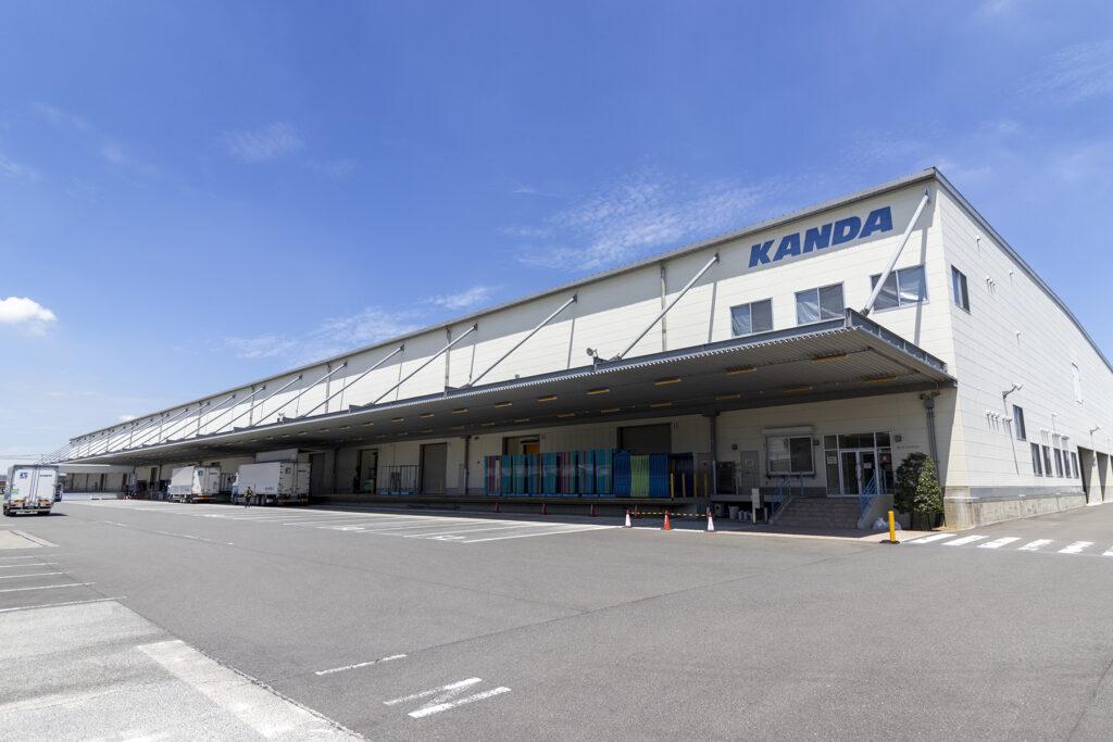 データライブ 関東ストックセンター(埼玉県 久喜市)